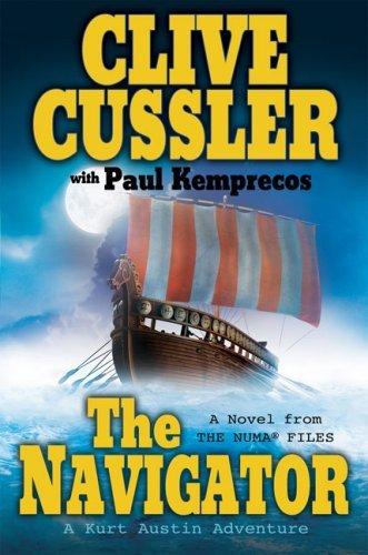 The Navigator (NUMA Files, #7)