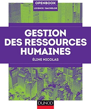 Gestion des ressources humaines (RH licence t. 1)