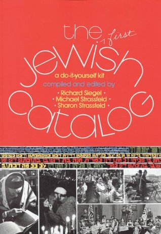 The first jewish catalog a do it yourself kit by richard siegel 1744496 solutioingenieria Image collections