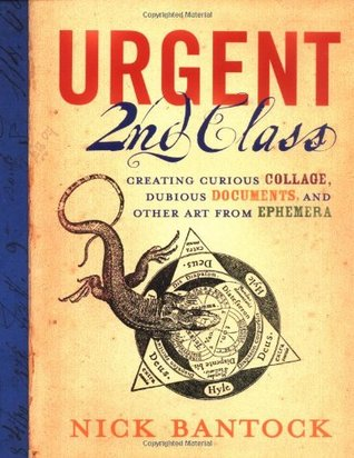 Urgent 2nd Class by Nick Bantock