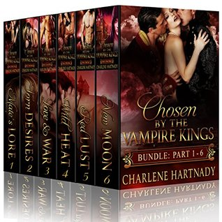 Chosen By The Vampire Kings; The Complete Edition (The Chosen, #1)