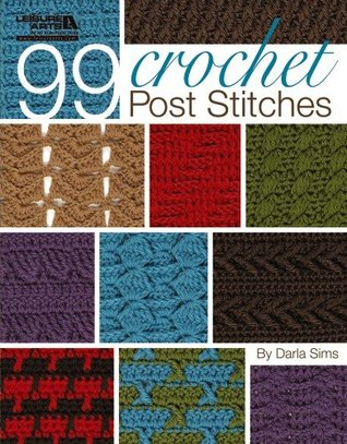 99 crochet post stitches leisure arts 4788 by darla sims 9047521 fandeluxe Images