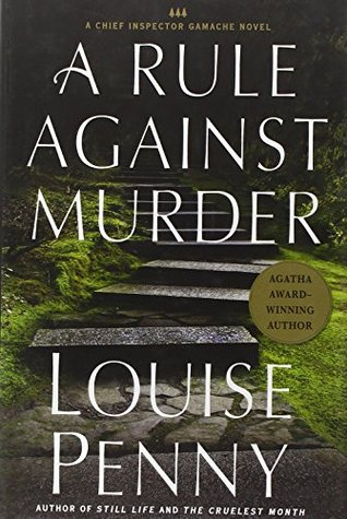 Book Review: Louise Penny's A Rule Against Murder