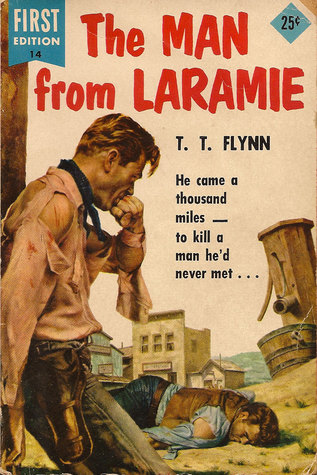 Image result for the man from laramie paperback