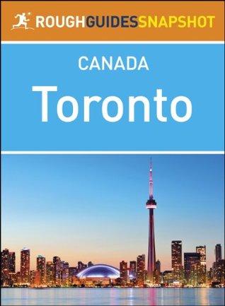 Toronto Rough Guides Snapshot Canada