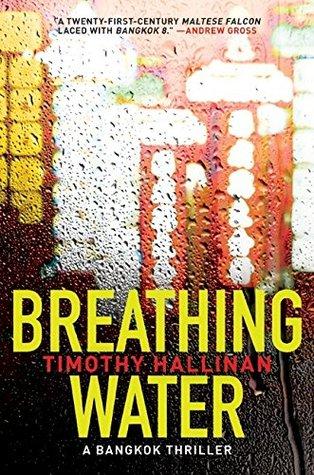 Breathing Water (Poke Rafferty Mystery, #3)