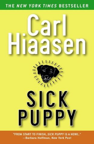 Sick Puppy by Carl Hiaasen