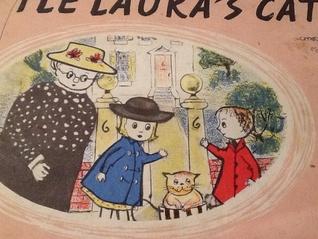 Little Laura's Cat
