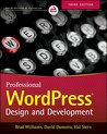 Professional WordPress by Brad Williams