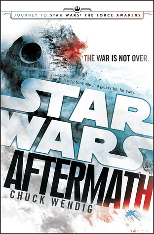 Review and Squawk: Aftermath by Chuck Wendig