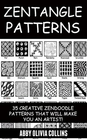 Zentangle Patterns 40 Creative Zendoodle Strings and Patterns that Inspiration Zentagle Patterns
