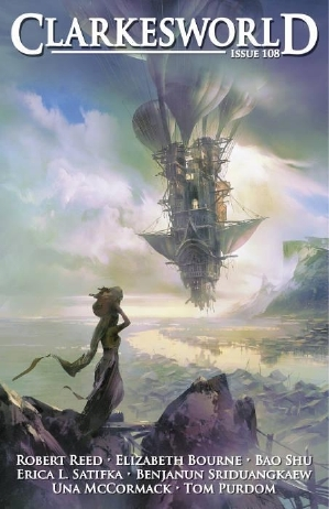 Clarkesworld Magazine, Issue 108 (Clarkesworld Magazine, #108)