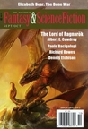 The Magazine of Fantasy & Science Fiction September/October 2015