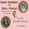 Love Letters of Mrs. Piozzi, Written When She Was Eighty