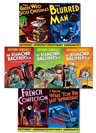 The Diamond Brothers Boxed Set, #1-7 (The Diamond Brothers, #1-7)
