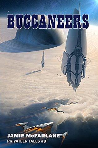 Buccaneers (Privateer Tales, #8)