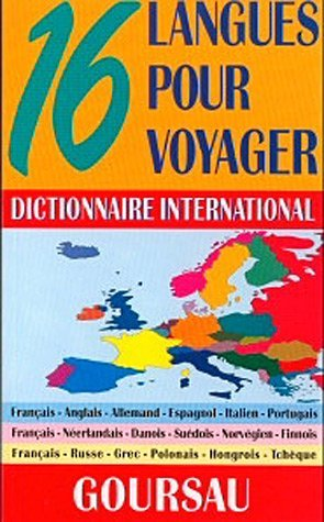 international - 16 langues pour voyager