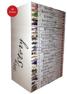 My Story Collection 25 Books Box Set Pack (Includes My Royal Story)