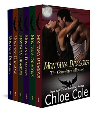 Montana Dragons; The Complete Collection