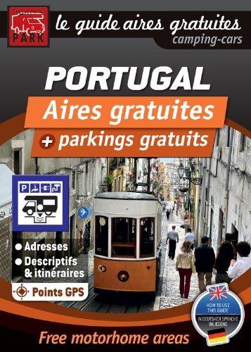 Guide PORTUGAL des Aires & Parkings Gratuits