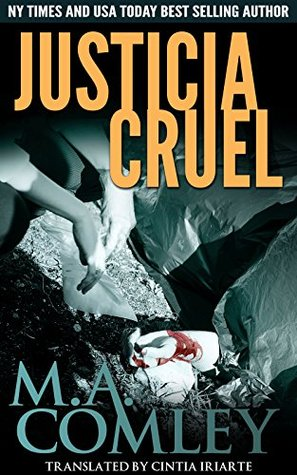 Justicia Cruel (Lorne Simpkins, #1)