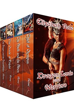 Dragon Lords and Warriors Boxed Set: (4 Full-length Medieval Paranormal Romance Novels)