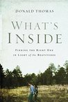 What's Inside by Donald   Thomas