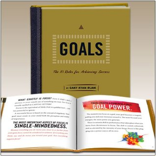 Goals: The 10 Rules for Achieving Success