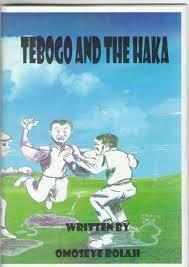Tebogo and the Haka