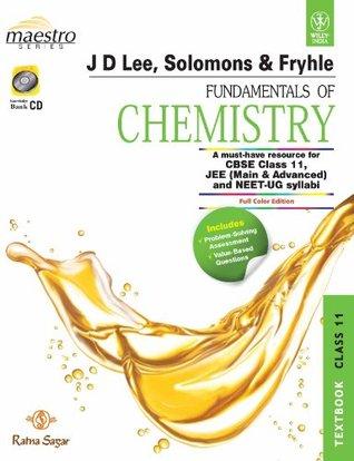 Fundamentals of Chemistry Class 11 CBSE