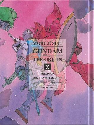 Mobile Suit Gundam by Yoshikazu Yasuhiko