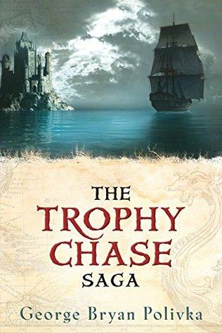The Trophy Chase Saga: A 3-in-1 eBook Bundle
