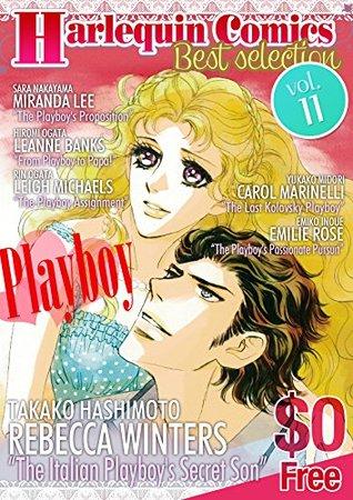 Harlequin Comics Best Selection Vol. 11 [sample]