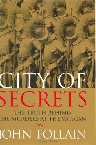 City of Secrets by John Follain