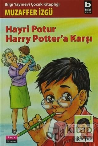 Hayri Potur Harry Potter'a Karşı