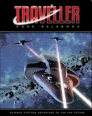 Traveller Core Rulebook Beta