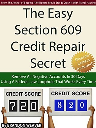 Gloria myers the united statess review of the easy for Section 609 credit repair