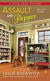 Assault and Pepper (Spice Shop Mystery #1)