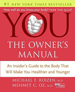 you the owner s manual an insider s guide to the body that will rh goodreads com iPad Manual New Balance Manuals