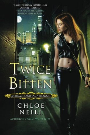 Book Review: Chloe Neill's Twice Bitten