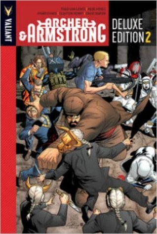 Archer & Armstrong: Deluxe Edition, Book 2