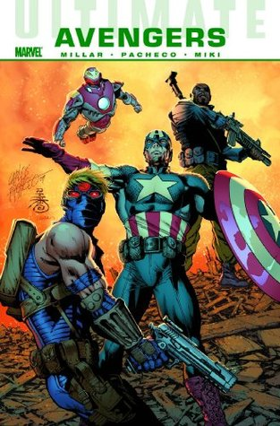 Ultimate Comics Avengers Vol. 1 by Mark Millar