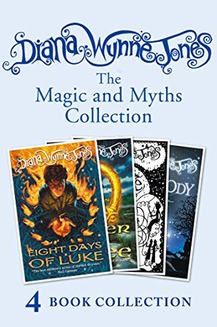 Diana Wynne Jones's Magic and Myths Collection