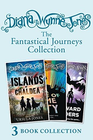 Diana Wynne Jones's Fantastical Journeys Collection