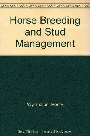 Horse Breeding and Stud Management