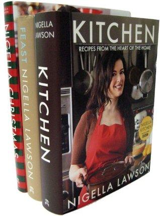 Nigella Lawson 3 Book Set