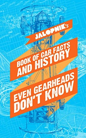 Jalopnik's Book Of Car Facts And History Even Gearheads Don't Know