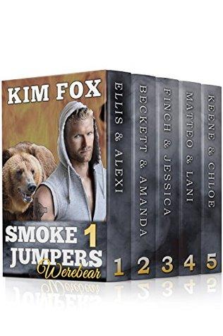 Smokejumpers Werebear Boxset (Smokejumpers: Werebear #1-5)