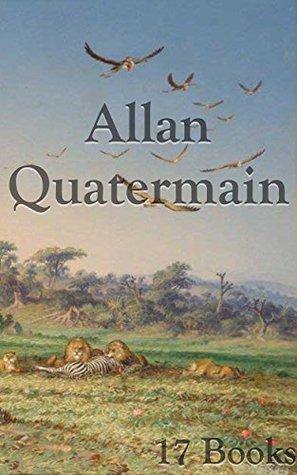 Allan Quatermain: 17 Books