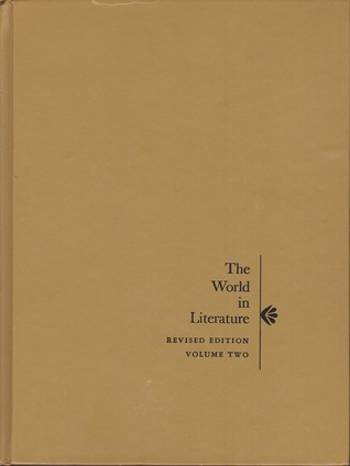 The World in Literature, Volume 2: The Modern World